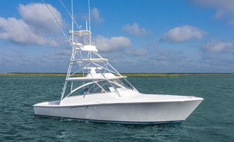 New Viking 38 Open Yacht