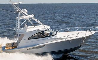 New Viking 44 Sport Tower Yacht