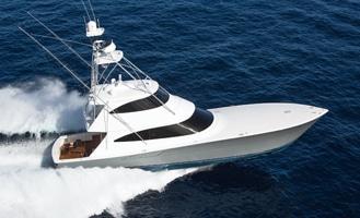 New Viking 72 Enclosed Bridge Yacht