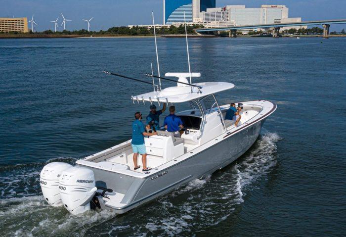 Valhalla Boatworks V33 new model debut