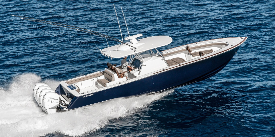 New Valhalla V-41 Yacht