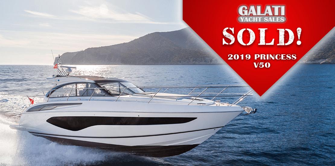 2019 V50 sold