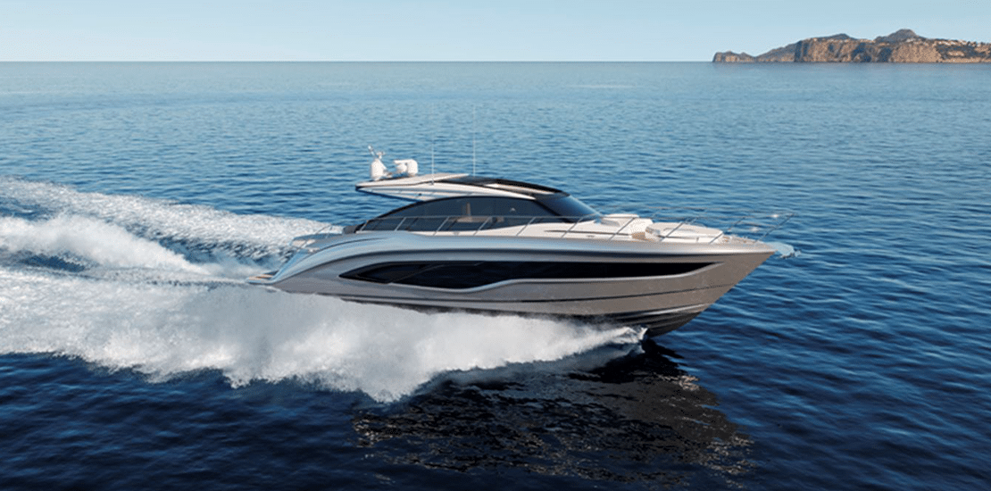 New Princess V55 Yacht
