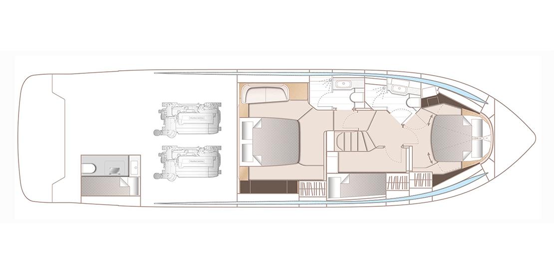 v55 lower deck