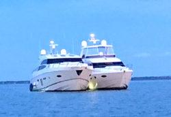 Princess Yachts V72 Team Galati