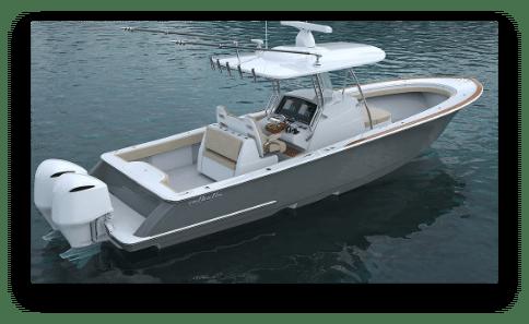New Valhalla Boatworks model
