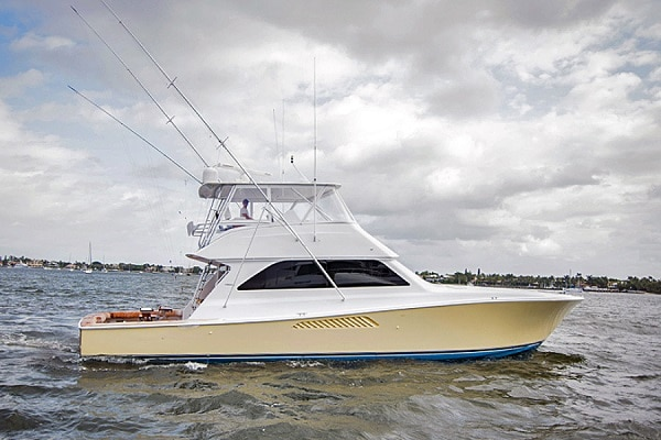 New 2002 VIKING 55 CONVERTIBLE Yacht