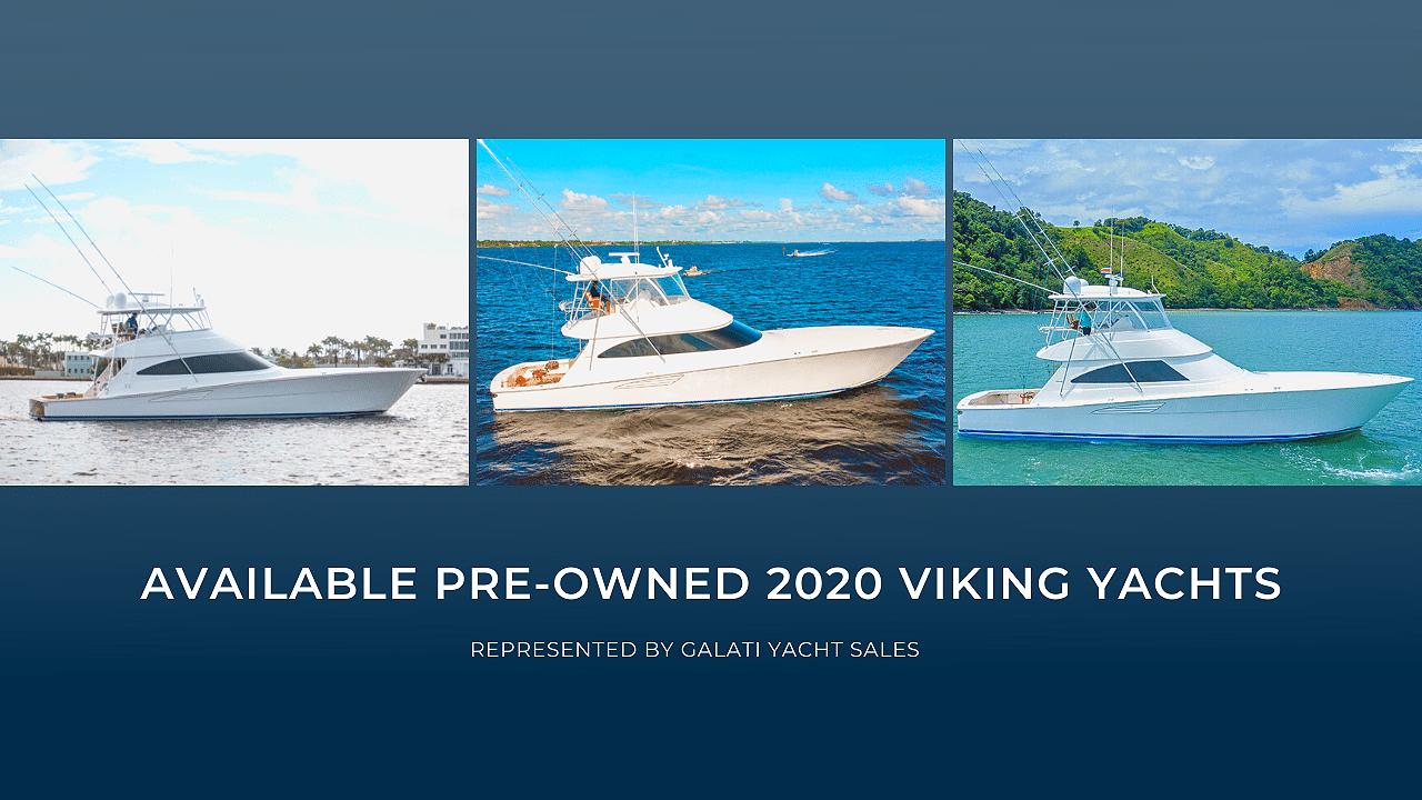 2020 Viking 62 Convertible
