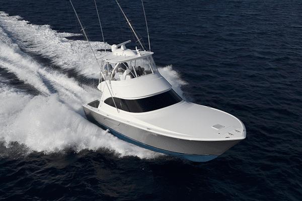 New 2017 VIKING YACHTS 48 CONVERTIBLE Yacht