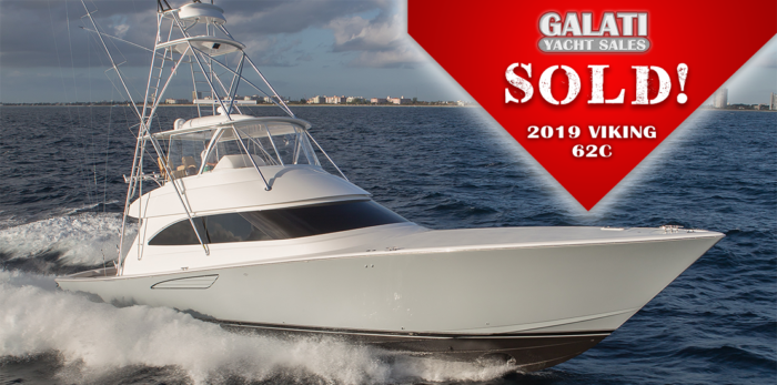 62 Viking Cnv sold