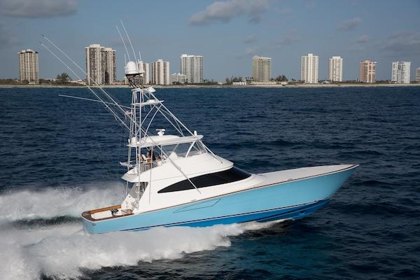 New Viking Yachts 68 Convertible Yacht
