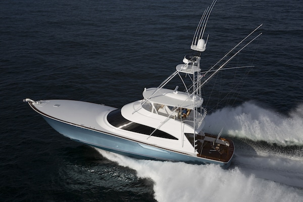 New Viking Yachts 72 Convertible Yacht
