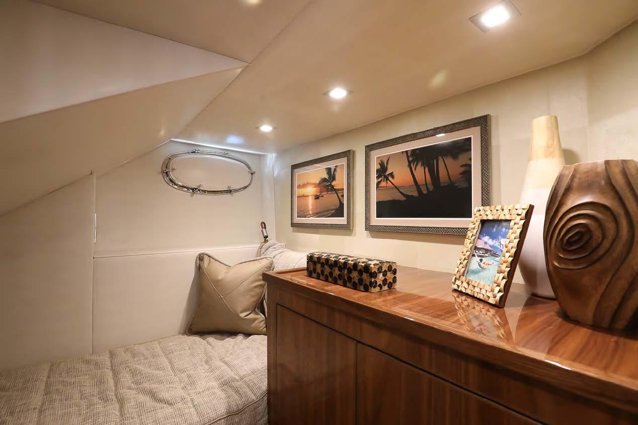 viking 75 my yacht crew stateroom