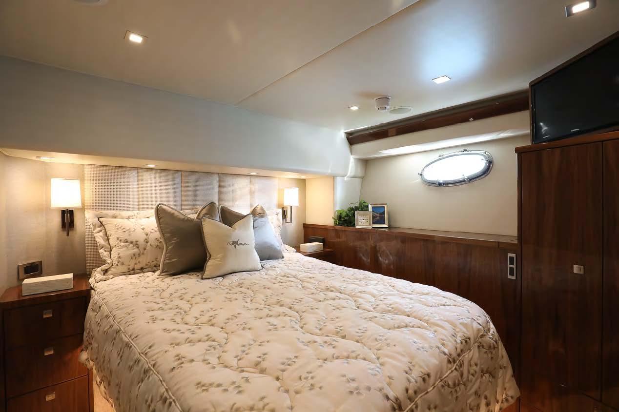viking 75 my yacht vip stateroom