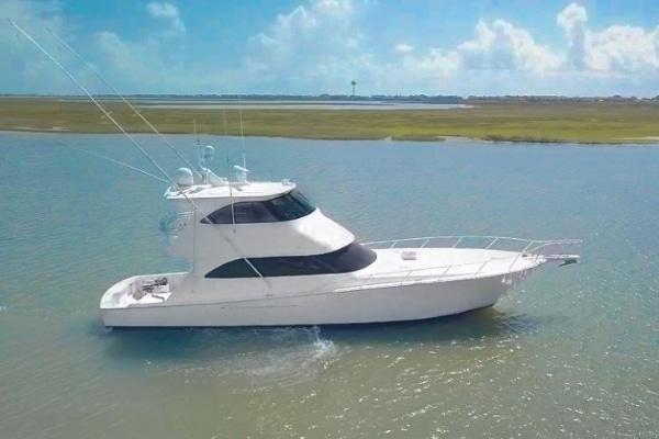 New 2010 VIKING 60 ENCLOSED BRIDGE Yacht
