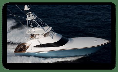 New Viking Yacht profile