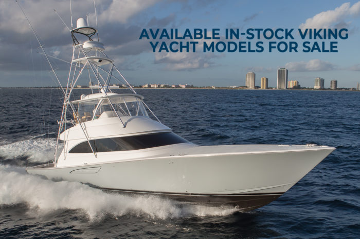 Viking Yacht Models Available For Sale