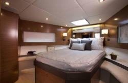 Cruisers 46 Cantius vip stateroom