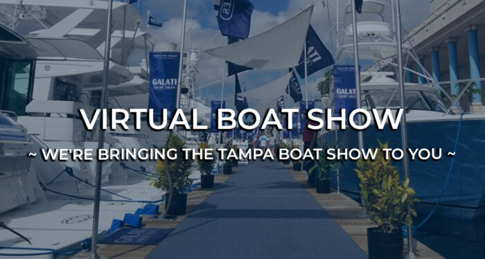Virtual Boat Show: Bringing the Tampa Boat Show to You