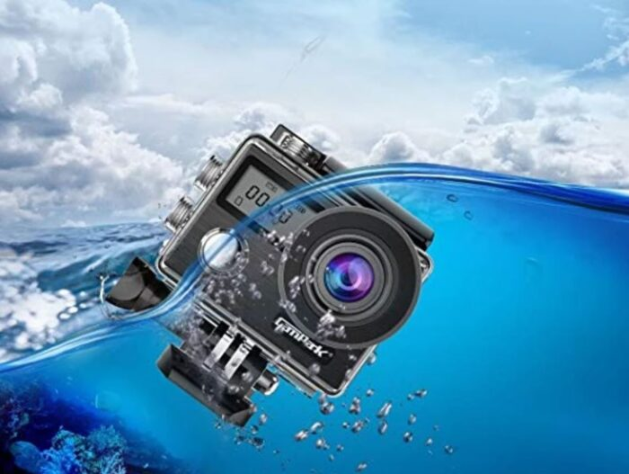 action camera: Gift Ideas for Boat Owners