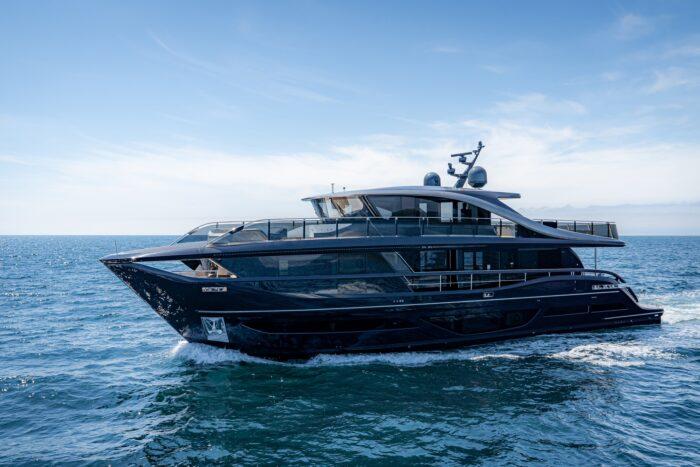 X95 Princess Yacht