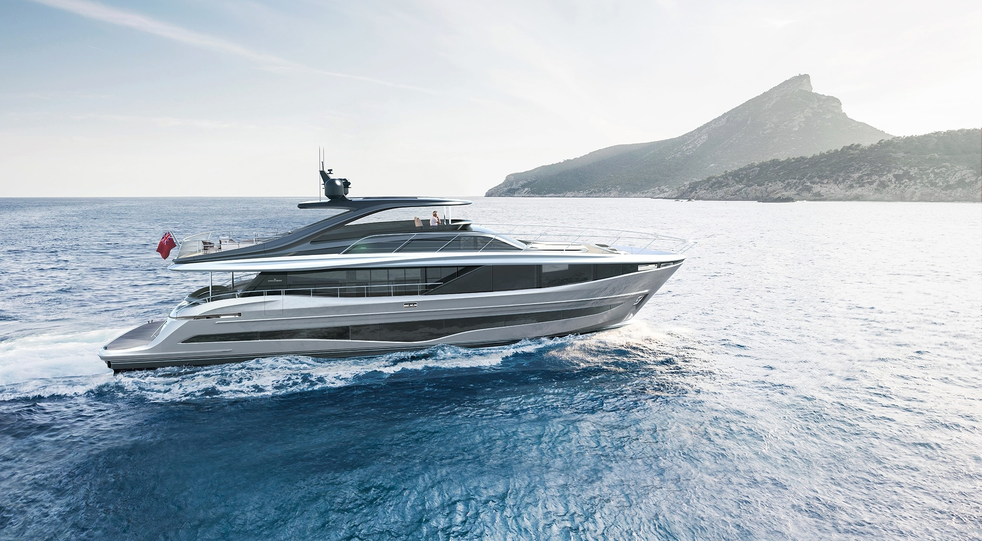 New Princess 95 Motor Yacht Yacht