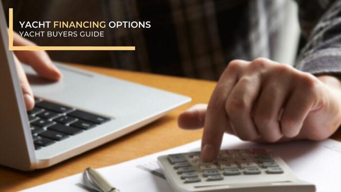 yacht financing options